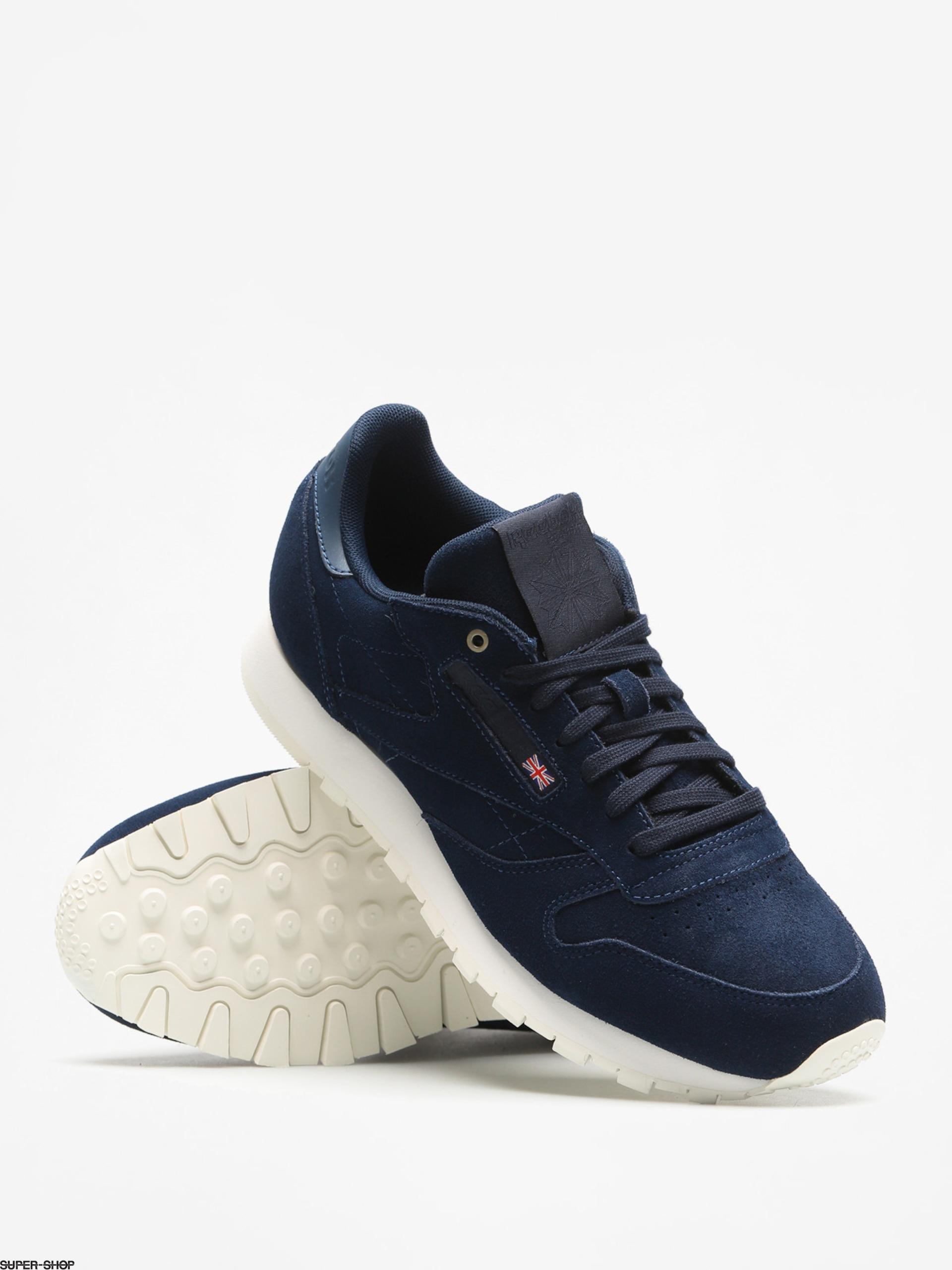 ee86d872763 Reebok Shoes Cl Leather MCC (blue note chalk)