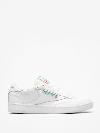 Reebok Shoes Club C 85 Archive (white/glen green/exc)