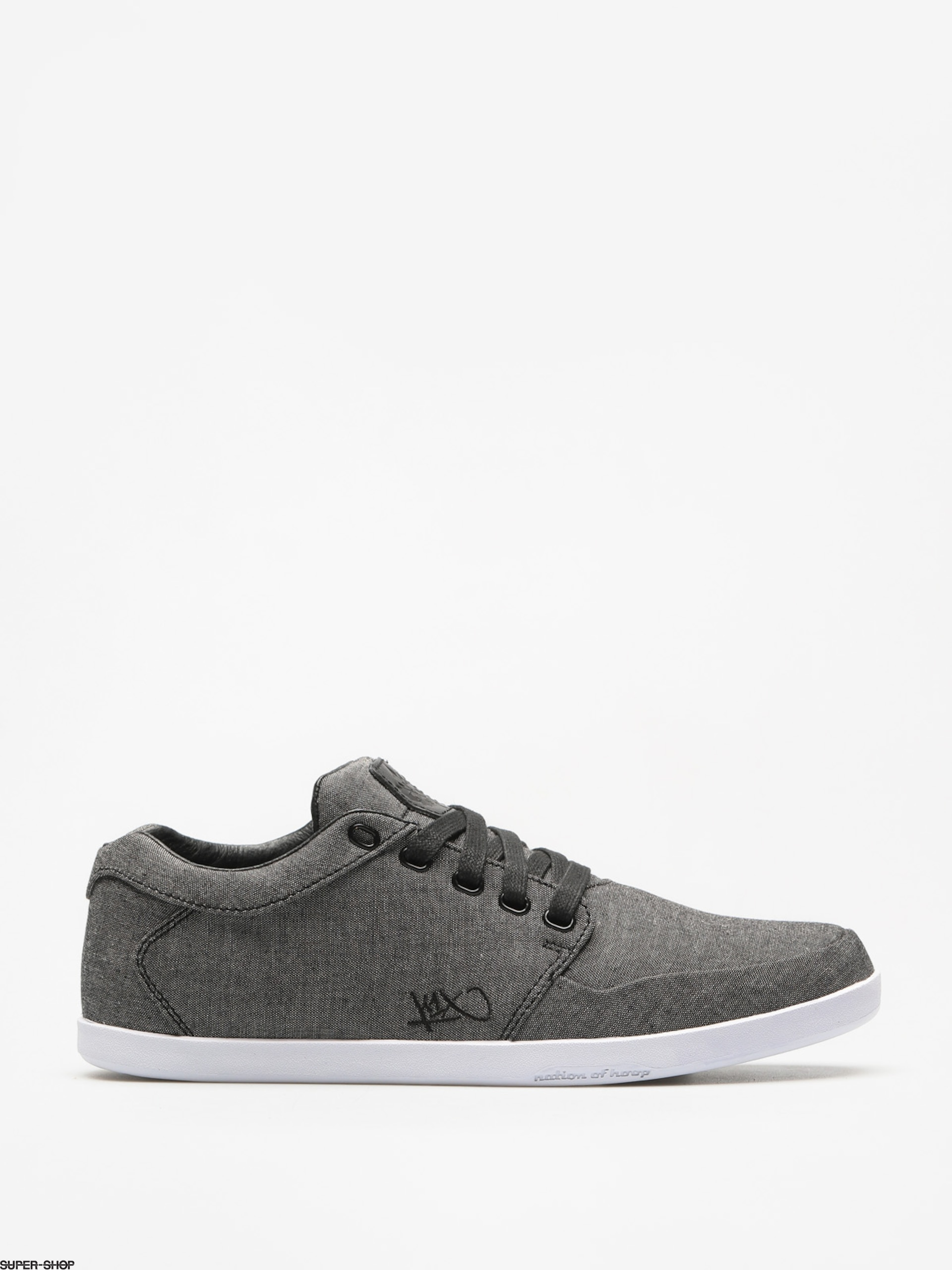 K1x Shoes Lp Low (black oxford)
