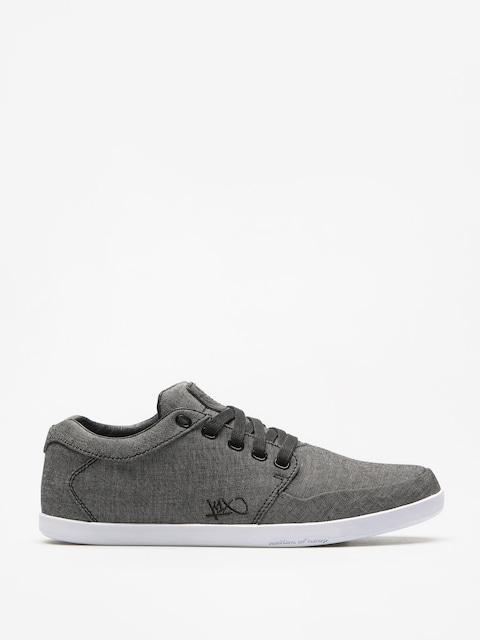 K1x Schuhe Lp Low (black oxford)