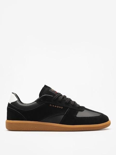 Diamond Supply Co. Shoes Milan Lx Gum (black)