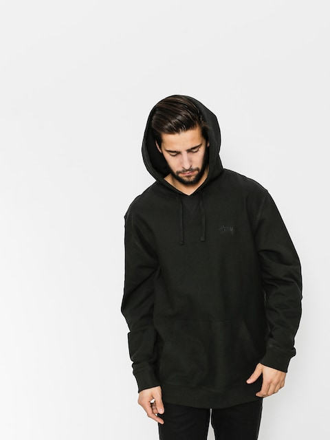 Stussy Hoodie Stock Terry HD (black)