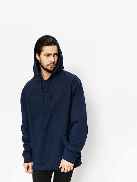 Stussy Hoody Stock Terry HD (navy)