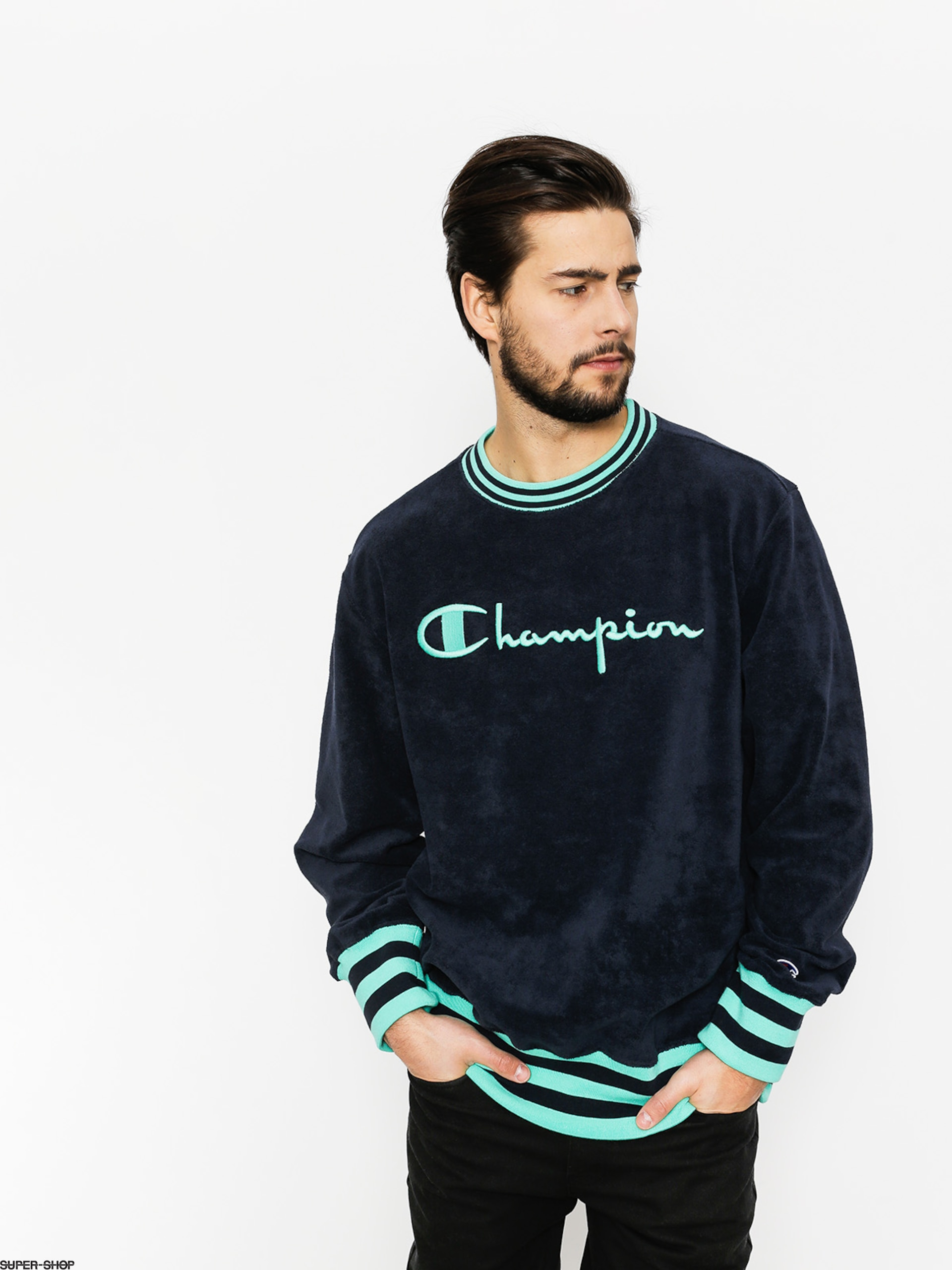 Champion Sweatshirt Crewneck Sweatshirt (nny/fly)
