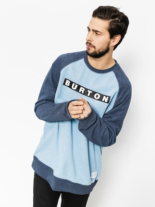 Burton Sweatshirt Vault Crew (blue heaven heather)