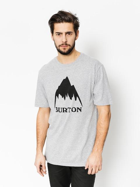 Burton T-shirt Clssmtnhgh (gray heather)