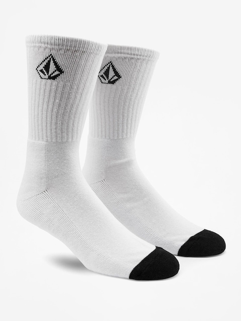Volcom Socks Full Stone (wht)