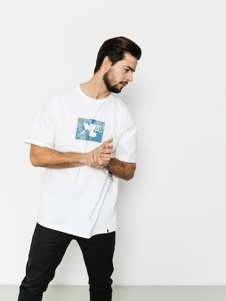 XLARGE T-shirt Leaf Xl (white)