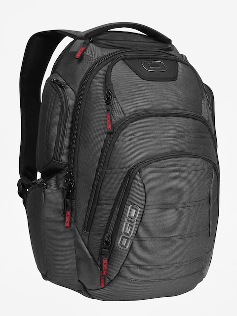 Ogio backpack Renegade RSS17 (black pindot)