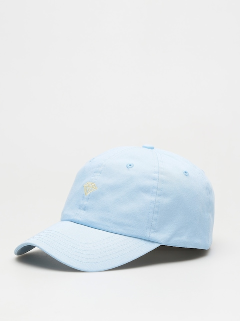 Diamond Supply Co. Cap Micro Brilliant Sport ZD (powder blue)