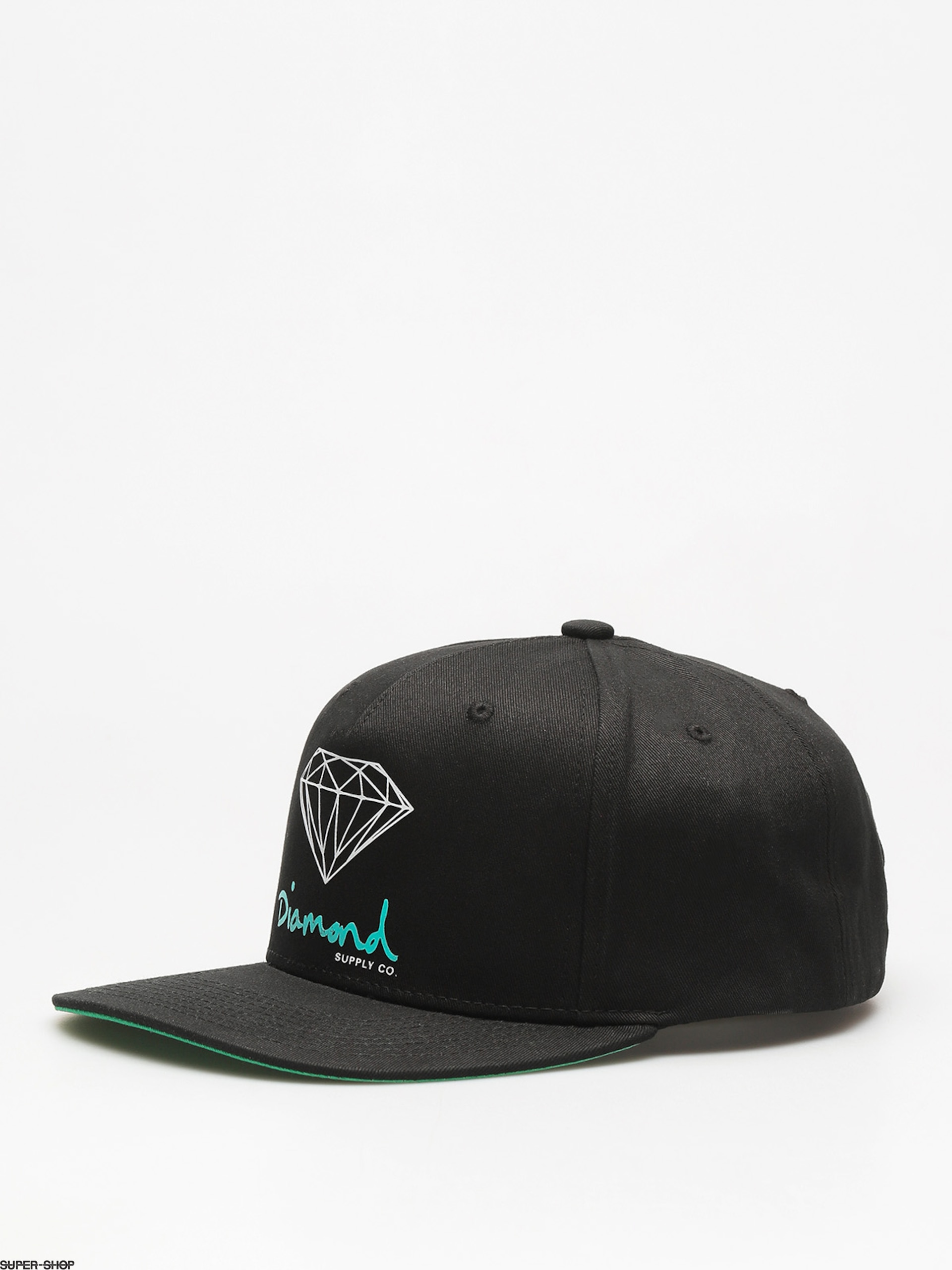 f510b57f21e482 Diamond Supply Co. Cap Og Sign Snapback ZD (black)