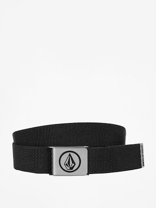 Volcom Belt Circle Web (blk)