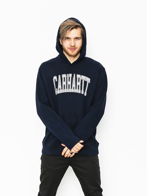 Carhartt Hoody Division HD (dark navy/multicolor)