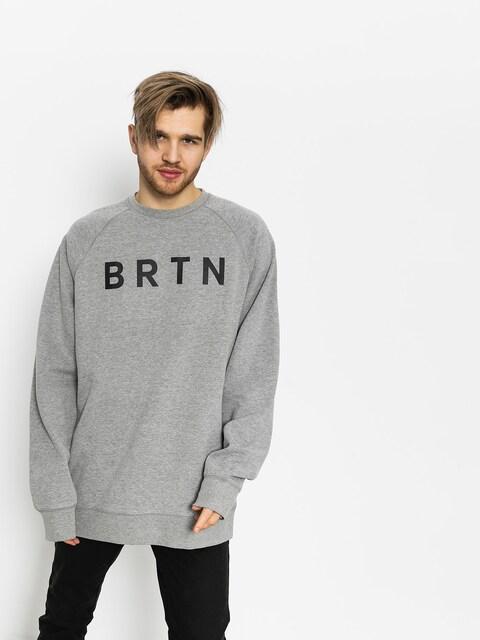 Burton Sweatshirt Brtn Crew (gray heather)
