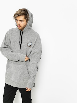Burton Hoodie Estevan HD (gray heather)