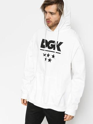 DGK Hoodie All Star HD (white)