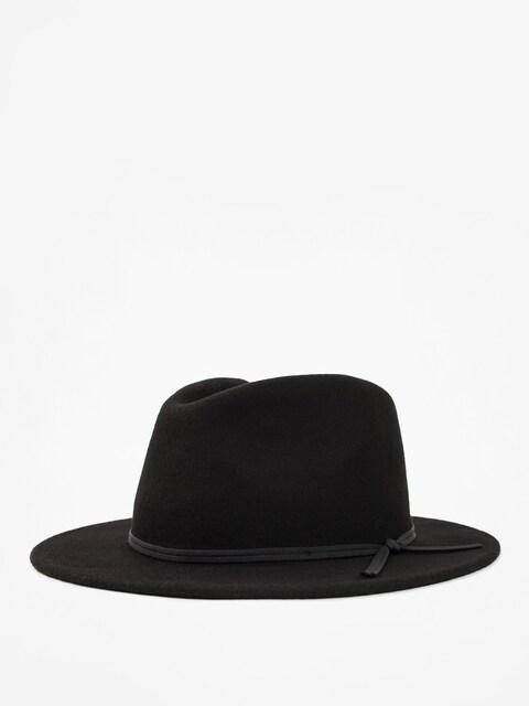 Brixton Hat Coleman Fedora (black)