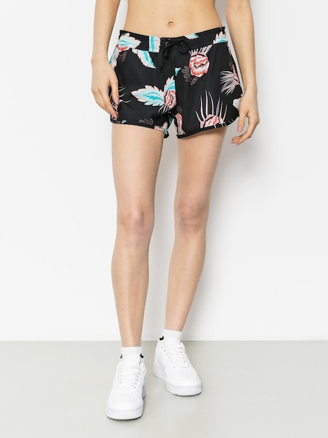 Roxy Shorts All In Time Prt Wmn (anthracite middle island)