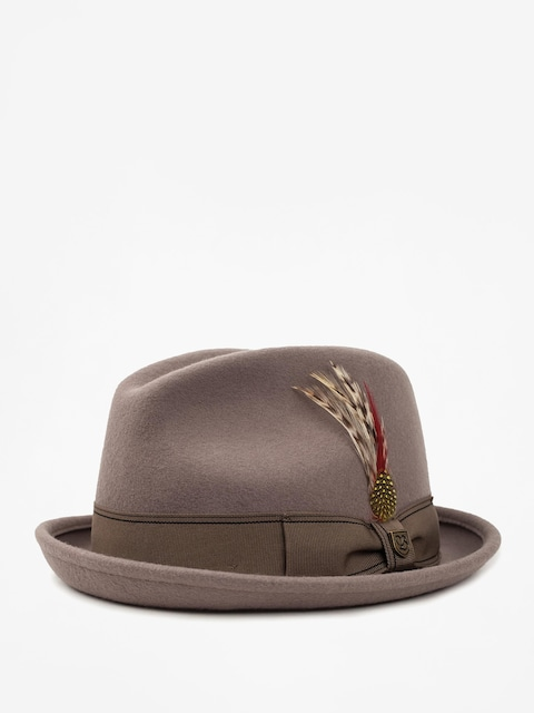 Brixton Hat Gain Fedora (natural)