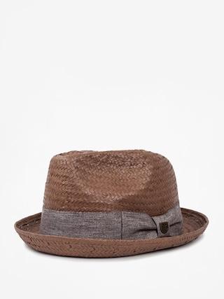 Brixton Hat Castor Fedora (chocolate)