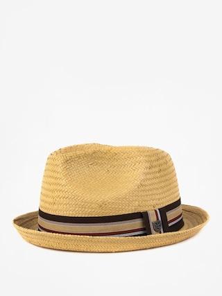 Brixton Hat Castor Fedora (tan)