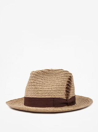 08f4bd68ea1 Brixton Hat Crosby Fedora (tan)
