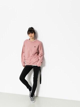 Carhartt Sweatshirt Ellery Egypt Wmn (soft rose/black)