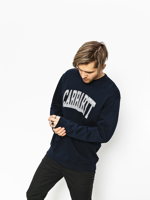 Carhartt Sweatshirt Division (dark navy/multicolor)