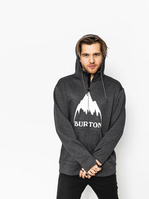 Burton Hoodie Oak ZHD (true black heather)