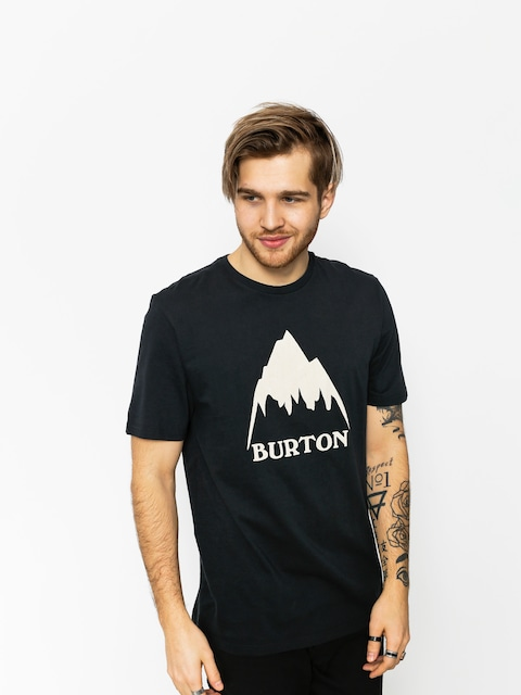 Burton T-shirt Clssmtnhgh (true black)