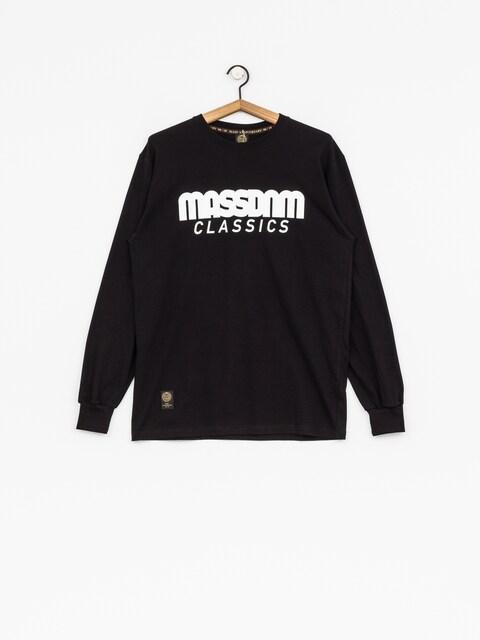 MassDnm Longsleeve Classics (black)