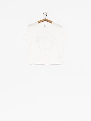 Roxy T-Shirt Mojito Party Burn Out Wmn (marshmallow)