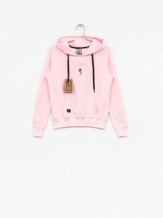 Nervous Hoodie Rose HD Wmn (pink)