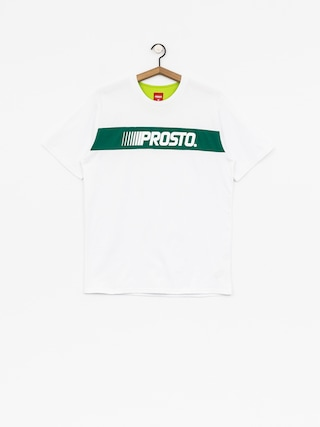 Prosto T-Shirt Trail (white)