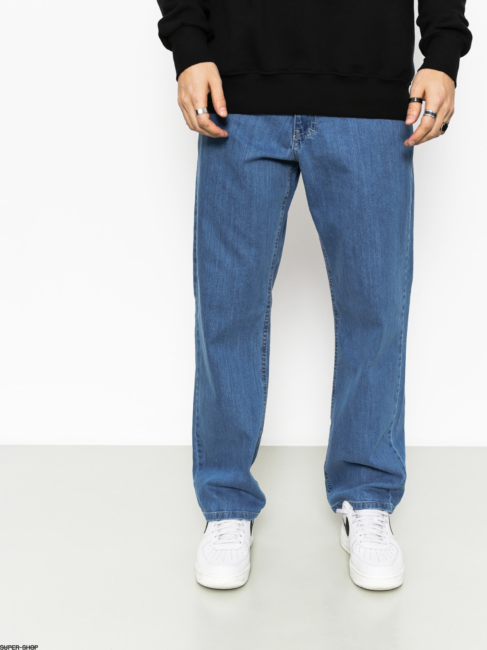 El Polako Pants Ep Regular Outline Jeans (light)