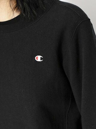Champion Sweatshirt Reverse Weave Crewneck Sweatshirt Wmn (nbk)