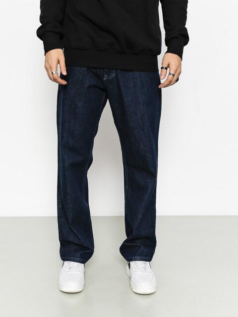 El Polako Pants Ep Regular Outline Jeans (dark)