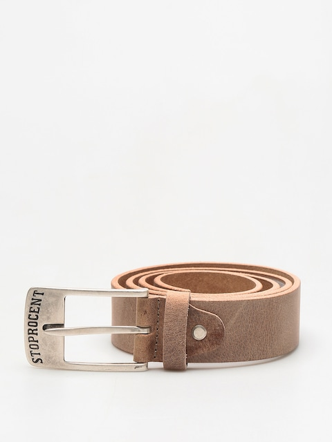 Stoprocent Belt Texas (brown/silver)