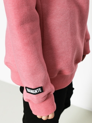 Diamante Wear Sweatshirt Flamingo Wmn (pink)