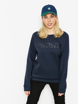Prosto Sweatshirt Shadow Wmn (night blue)