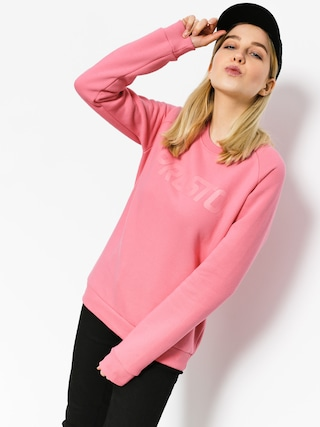 Prosto Sweatshirt Shadow Wmn (pink)