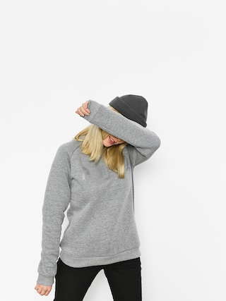 Prosto Sweatshirt Shadow Concrete Wmn (grey)