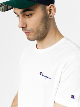 Champion T-Shirt Crewneck T Shirt (wht)