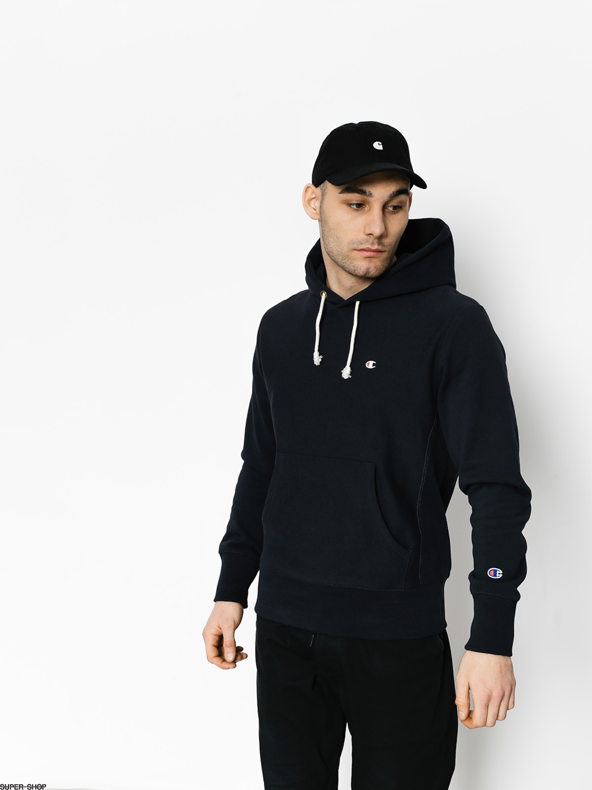 Champion Hoody Reverse Weave Hooded Sweatshirt HD (nny)