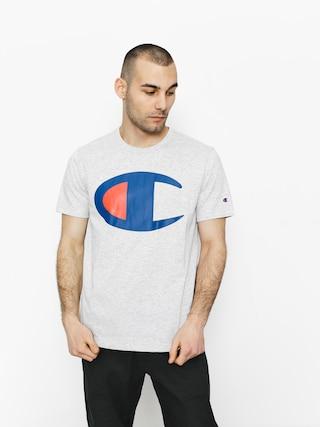 Champion T-shirt Crewneck T Shirt (loxgm)