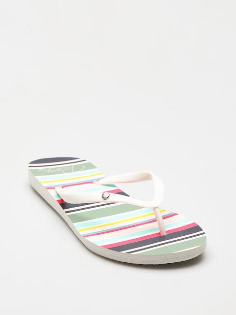 Roxy Flip Flops Portofino II Wmn (white/multi)