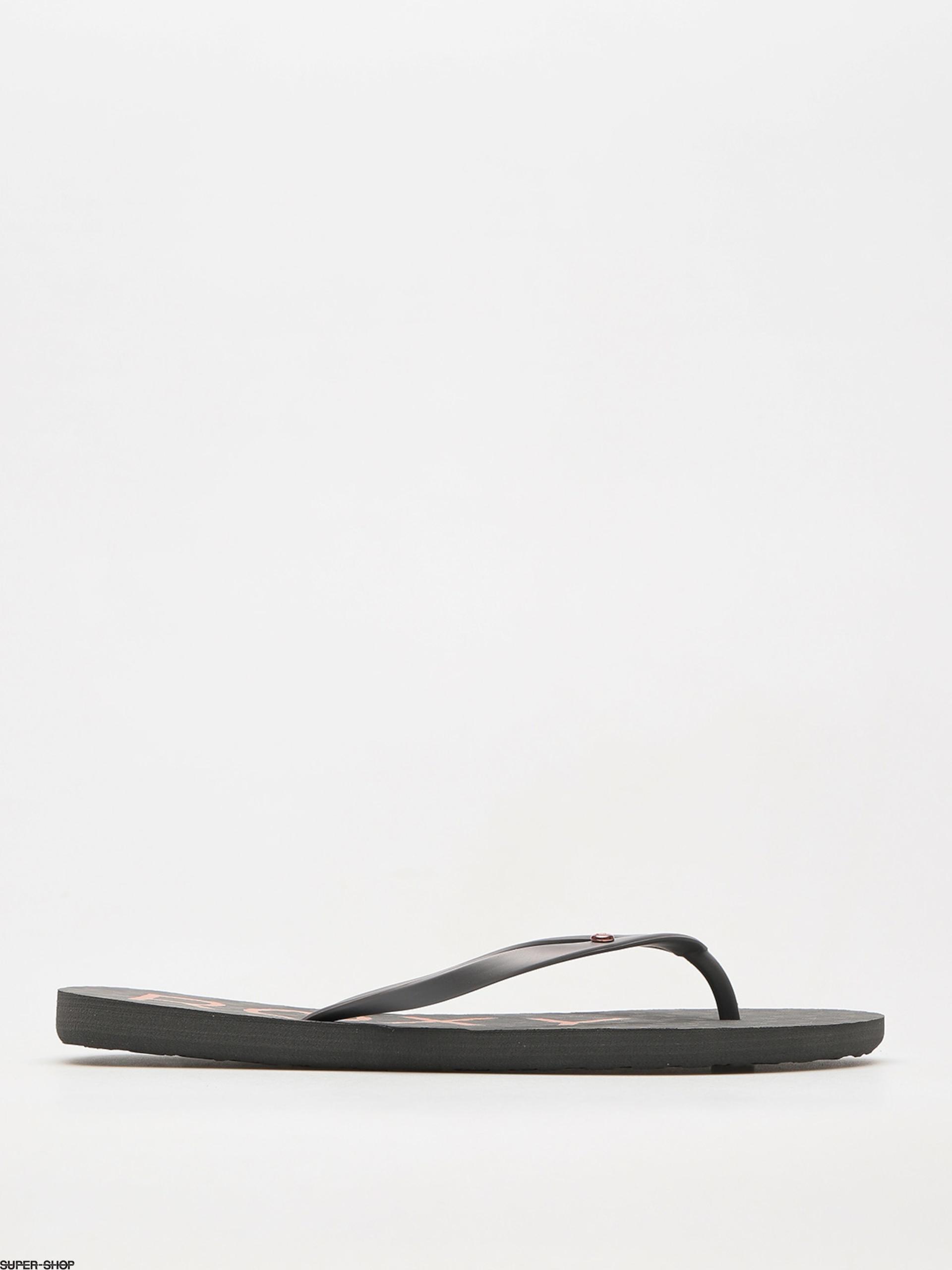 55838e02f1545c Roxy Flip-flops Sandy II Wmn (grey)