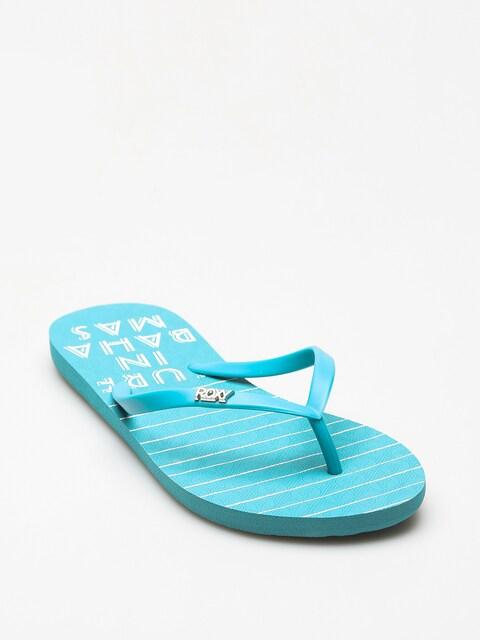 Roxy Flip Flops Viva Stamp II Wmn (aqua)