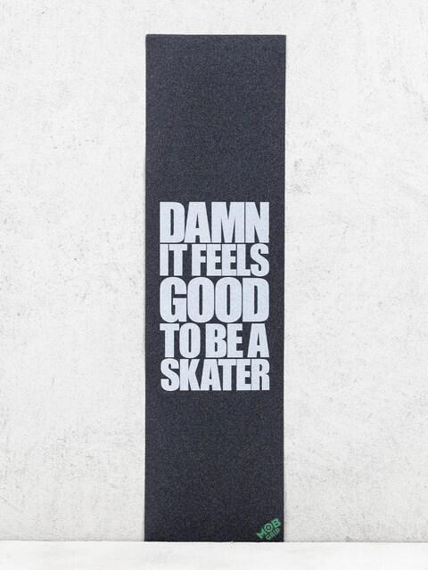 Mob Skateboards Griptape Damn Good (black)