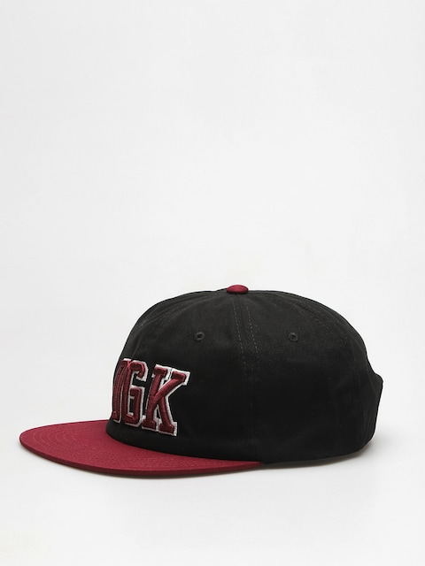DGK Cap Champ Strapback ZD (black)